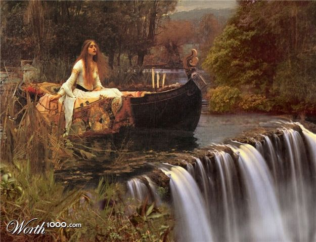 lady of shalott essays cf lady of shalott essays