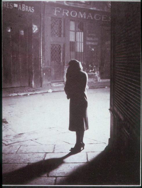 flirt 3.Streetwalker,RueQuincampoix,1932