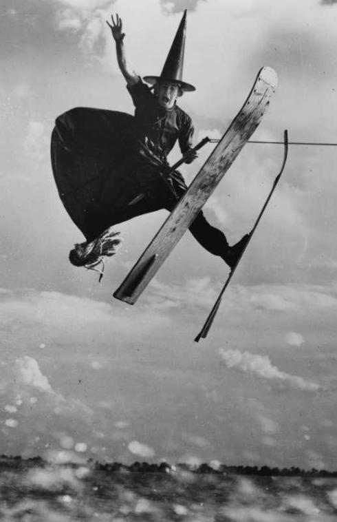 witch ski
