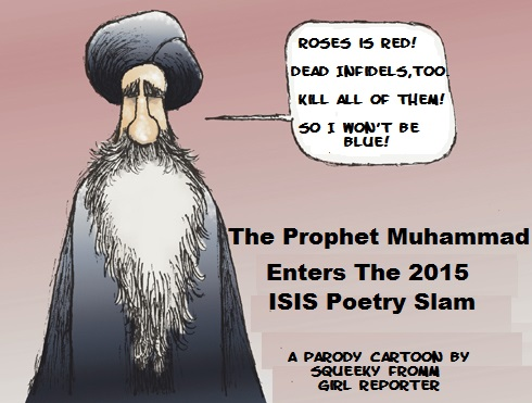muhammad  dutch cartoon islam
